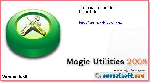 ������ ������� ������ Magic Utilities 214.jpg