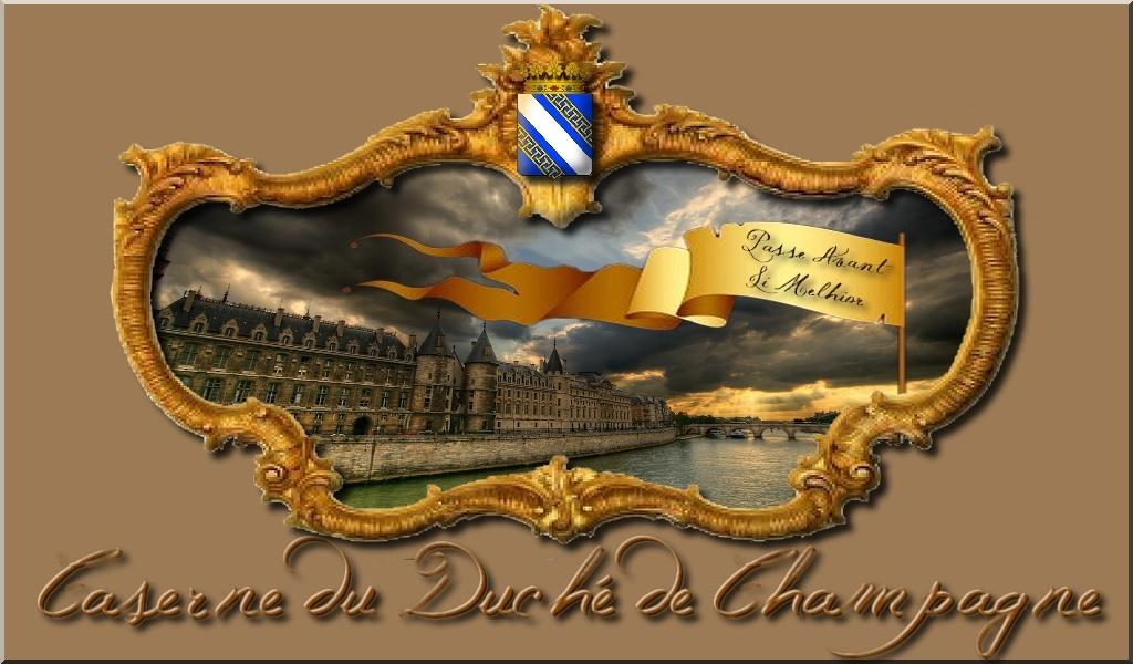 La Caserne du Duché de Champagne