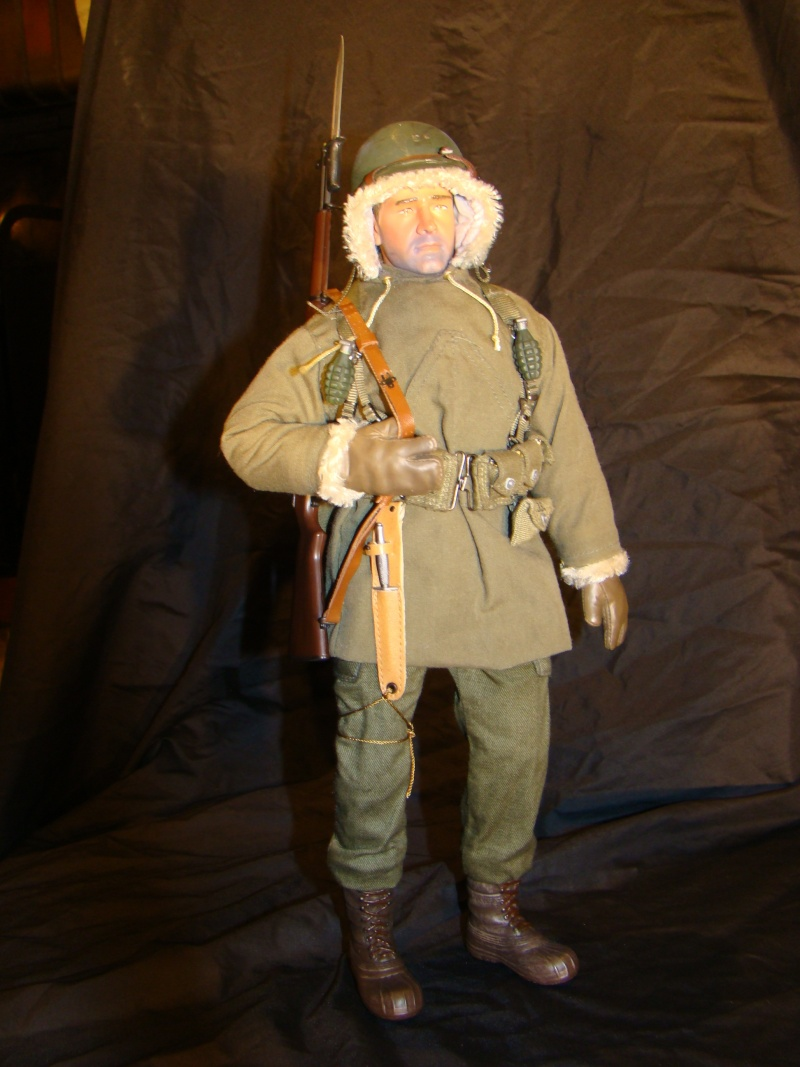 Diorama French Battalion in the Korean War new-picture 02