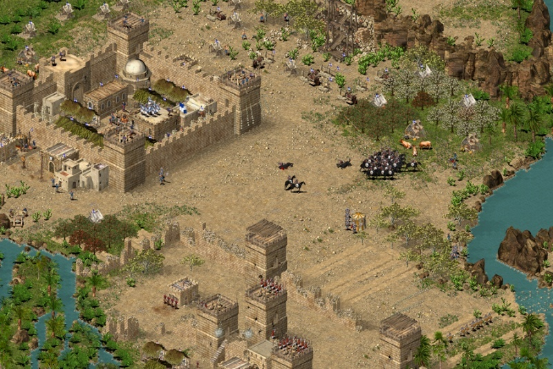 Stronghold Crusader HD 1
