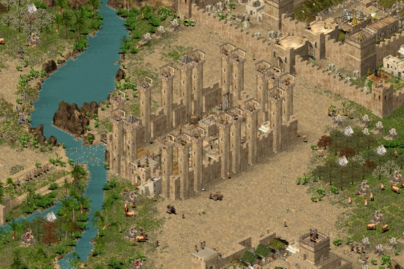 Stronghold Crusader HD2