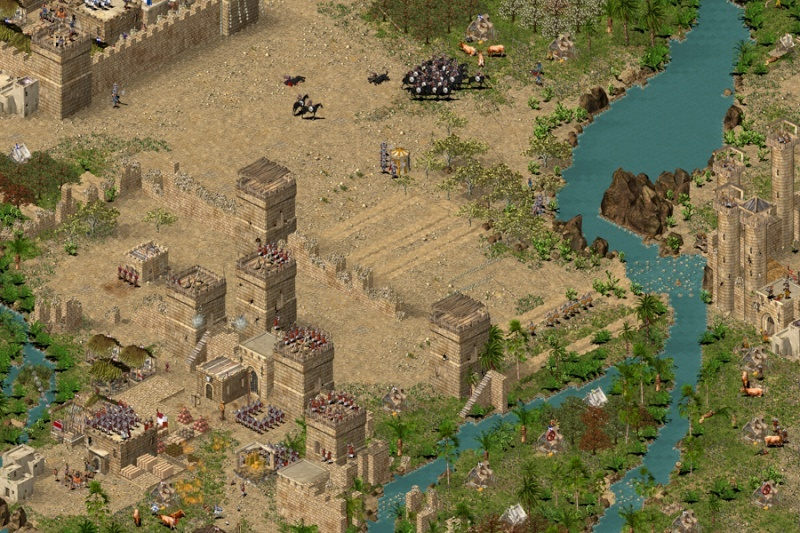 Stronghold Crusader HD3
