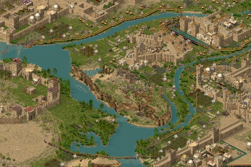 Stronghold Crusader HD6