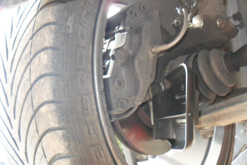 Lexus Soarer 2.5 3.0 4.0 rainure frein à disque avant 296m