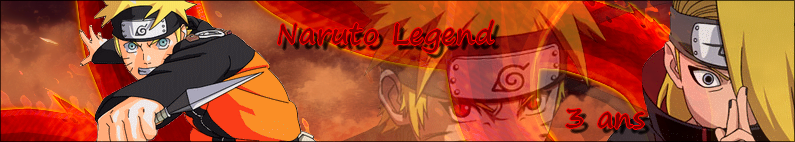 ~Naruto Legend~