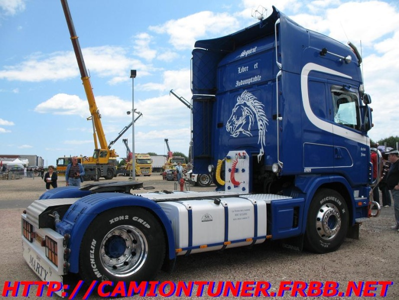 Scania 124 470 tps marty for Interieur camion scania