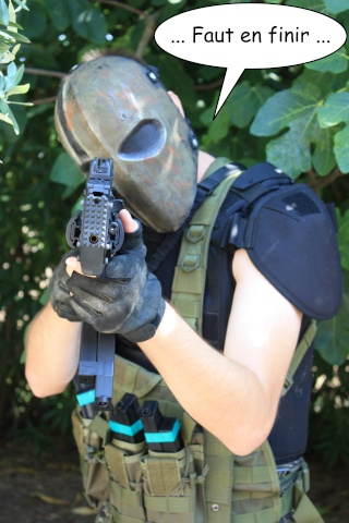 """France-Airsoft > Groupe """"army Of Two - 2"""" Style"""