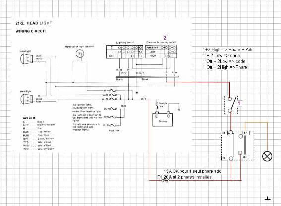 longue port feux additionnels page 2. Black Bedroom Furniture Sets. Home Design Ideas