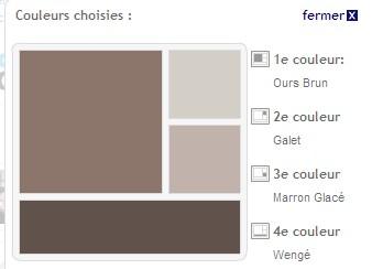 Besoin de conseil pour peinture entr e et escalier photos p1 - Couleur taupe gris ou marron ...
