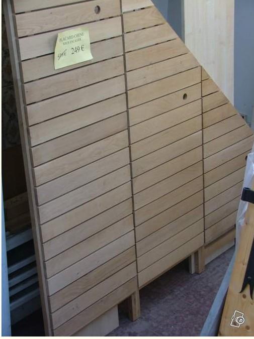 repeindre un escalier couleur bois vitrifié