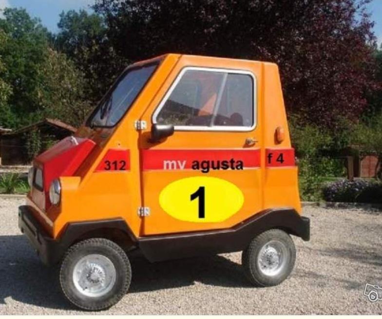 voiture sans permis ancienne