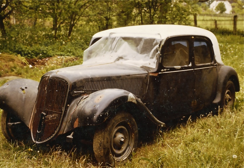 citroen traction avant page 9 oldies anciennes forum collections. Black Bedroom Furniture Sets. Home Design Ideas