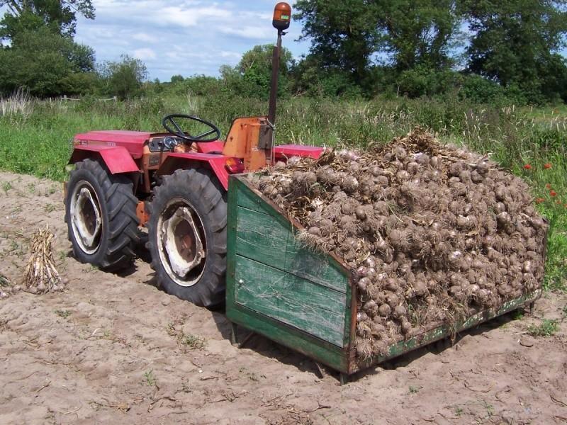stabilit des petits tracteurs articul s. Black Bedroom Furniture Sets. Home Design Ideas