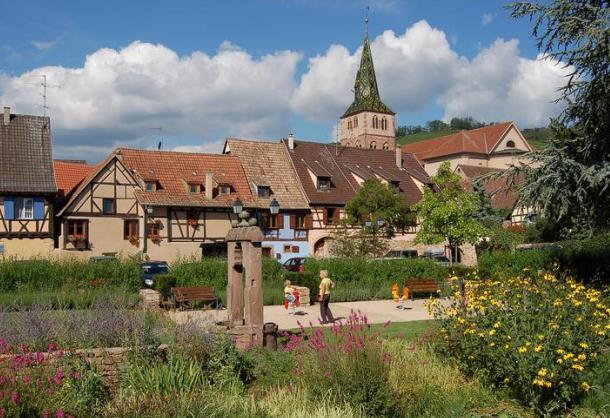 acces visiteur Colmar