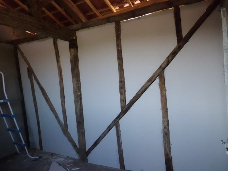 Cr pir sur du placo construction et auto construction for Probleme d humidite mur interieur