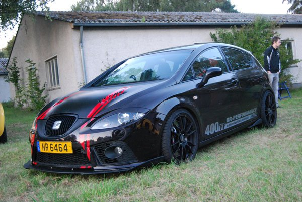 My 2008 Seat Leon Cupra 1p For Track With Apr Stg 3 Vw Vortex Volkswagen Forum