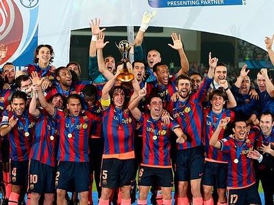 FC Barcelona Campeón del Mundo