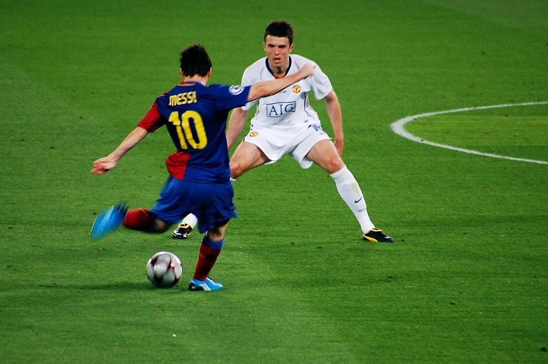 Leo Messi, candidato al Balón de Oro