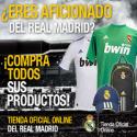 La tienda del Real Madrid