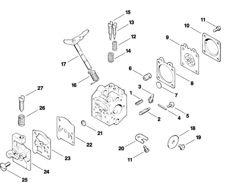 recherche embrayage tron onneuse stihl 020av seq. Black Bedroom Furniture Sets. Home Design Ideas