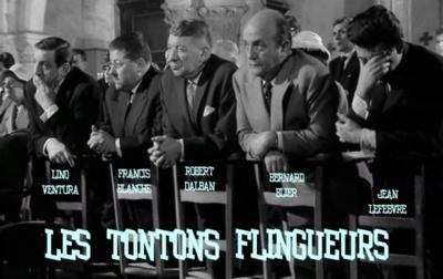FRENCHBATTALION OU LES TONTONS FLINGUEURS