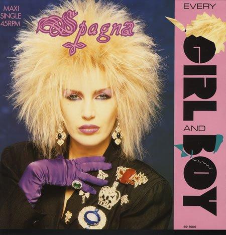 "Spagna - Every Girl & Boy &  Dance Dance Dance & Call Me (12"" Singles)"