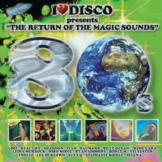 I Love Disco - The Return Of Magic Sounds - Vol. 4