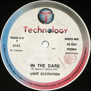 Limit Eccitation - In The Dark