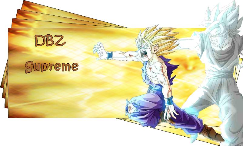 Dragon ball Z : Suprême