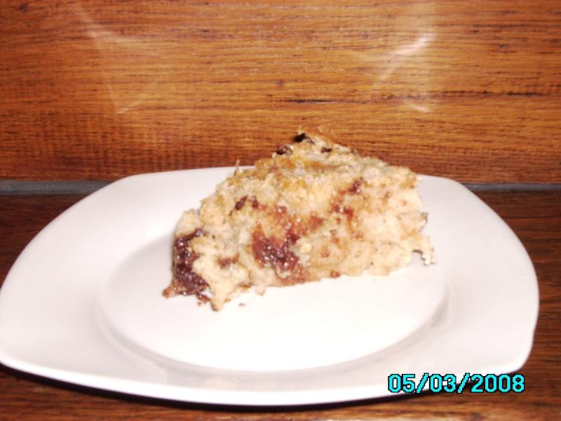 dessert g 226 teau au lait de soja banane et chocolat