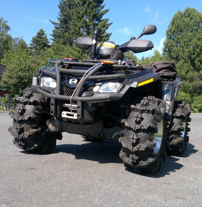 Interco Black Mamba ATV Tires