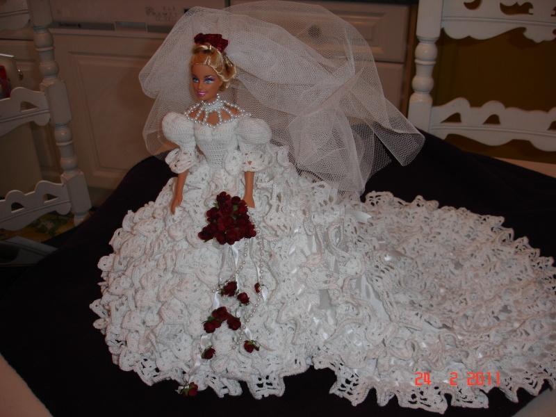 Barbie marie au cochet clareva - Barbie mariee ...