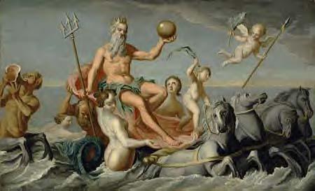 monstre de mythologie grecque