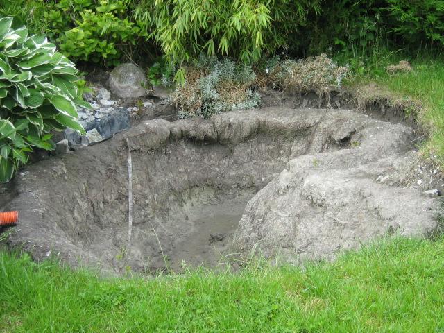 Un ch 39 tis bassin pour mes tortues for Bassin exterieur pour tortue de floride