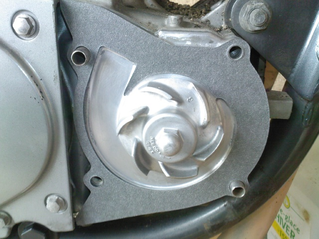 KAWASAKI ER500 1997-2006 /& EN500 1990-2003 Pompe à eau Joint D/'étanchéité De Seal