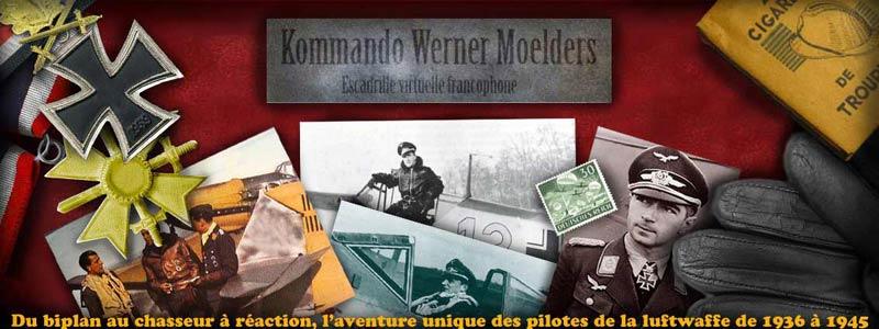Escadrille virtuelle Kommando Werner MOLDERS