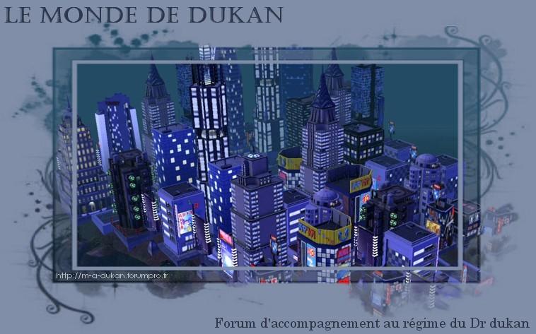 Le Monde de Dukan