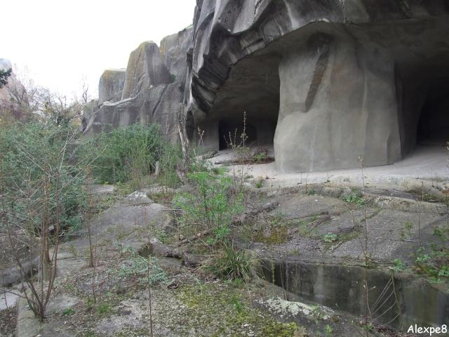 zoo abandonné auvergne