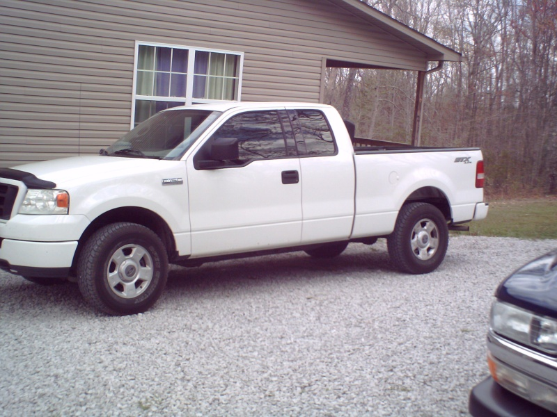2004 ford f 150 stx 4x4 extended cab sold. Black Bedroom Furniture Sets. Home Design Ideas