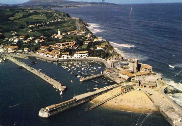 Conna tre l'Agence du Socoa, Ciboure-Saint Jean de Luz