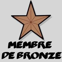 Membre de Bronze