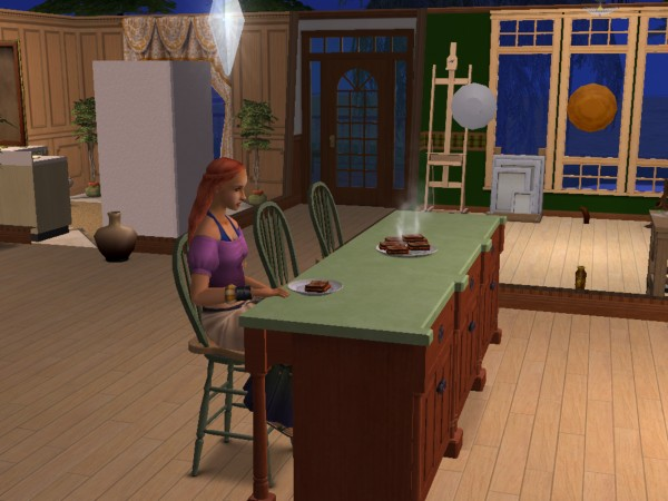 natasha joue du piano
