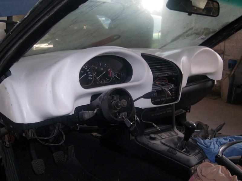 Vds int rieur fibre bmw e36 5 portes for Interieur e36
