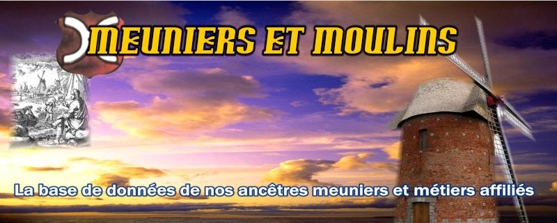 Meuniers et Moulins