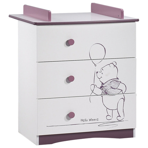commode winnie l\'ourson bebe