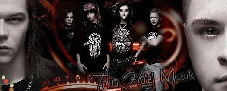 Tokio Hotel Musik