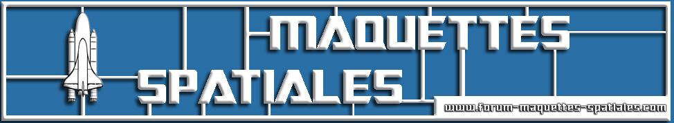 MAQUETTES SPATIALES