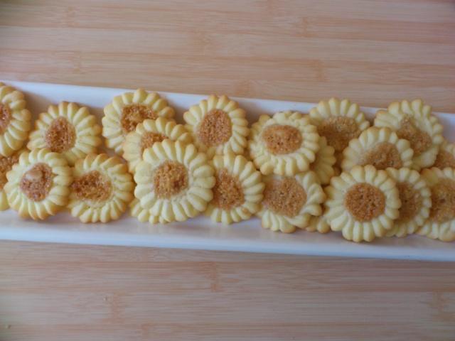 Tournesol au miel et aux amandes de rachida amhaouche c for Amhaouch rachida la cuisine