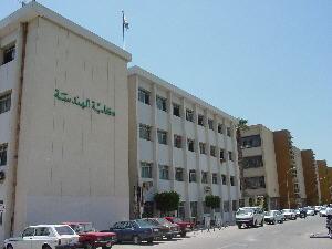 كلية الهندسة - جامعة المنصورة