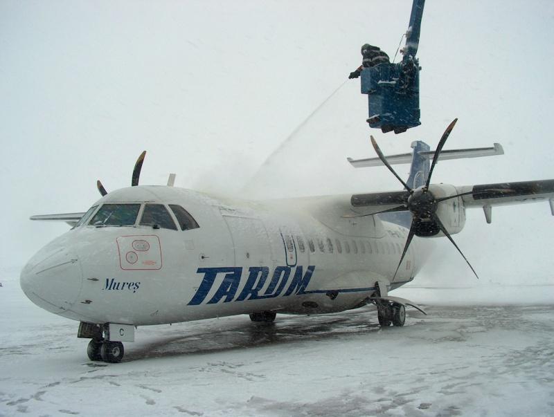 Aeronava ATR42 Tarom